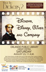 Dickens, Disney, Oliver, and Company poster